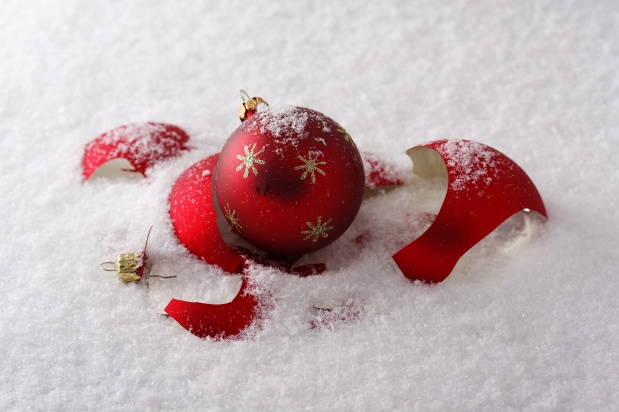 A Christmas Struggle
